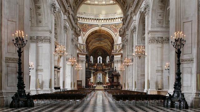 Visit to St Paul's Cathedral