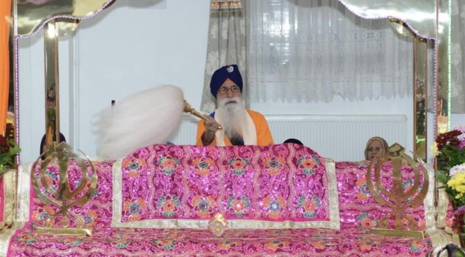 Vaisakhi, by Meeno Chawla, UAL Sikh Faith Advisor