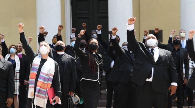 Faiths Leaders Unite in Solidarity with Black Communities