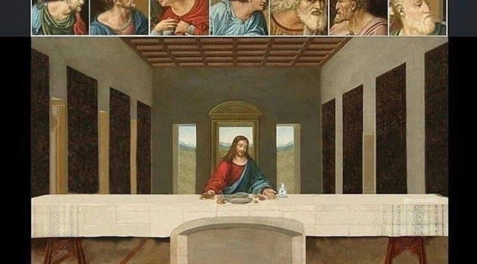 Easter — a reflection by William